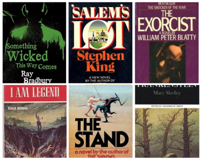 My Top 10 Horror Novels
